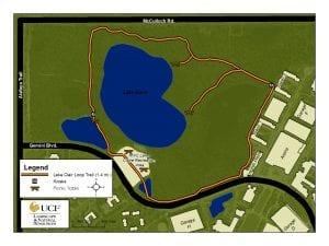Lake Claire Loop